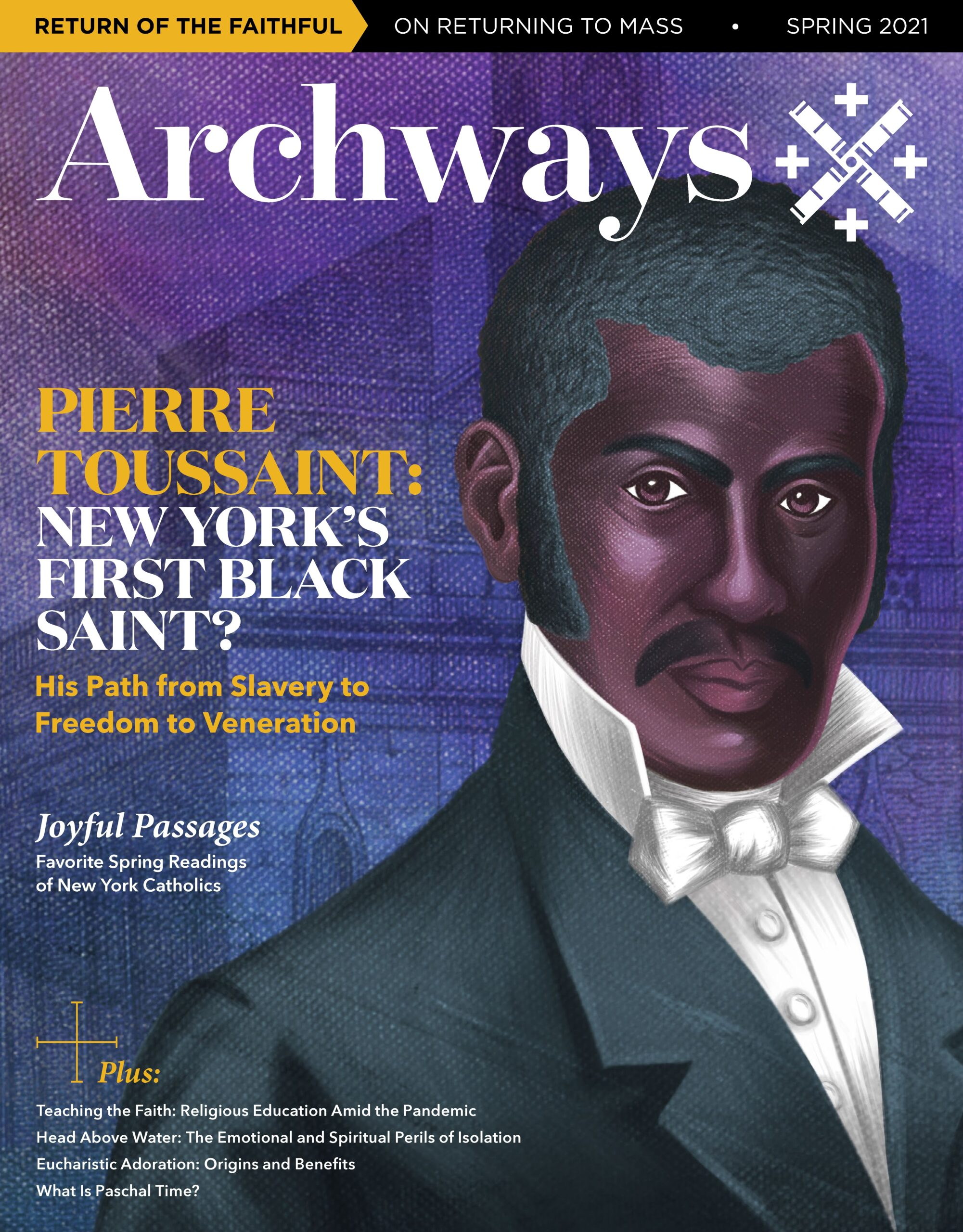 Archways Spring 2021 Issue is Here - Archdiocese of New York