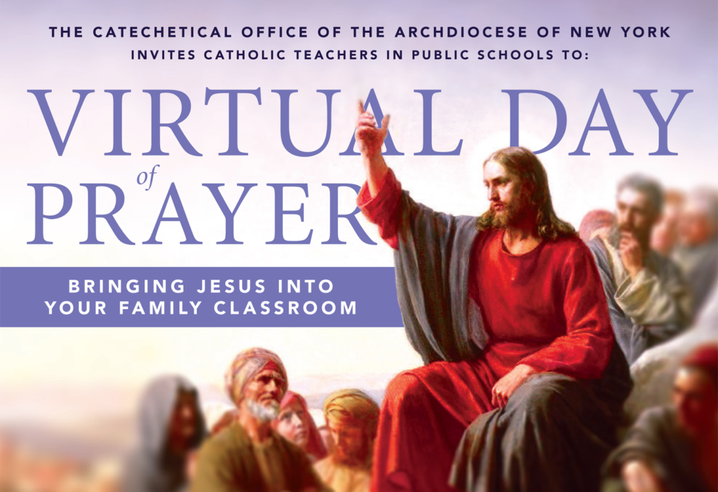 Virtual Day of Prayer