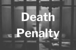 Respect Life - death penalty banner